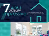 7 ways to make your home look impressive