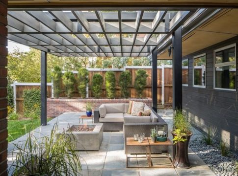 Beauty of Garden and Patio Outdoor
