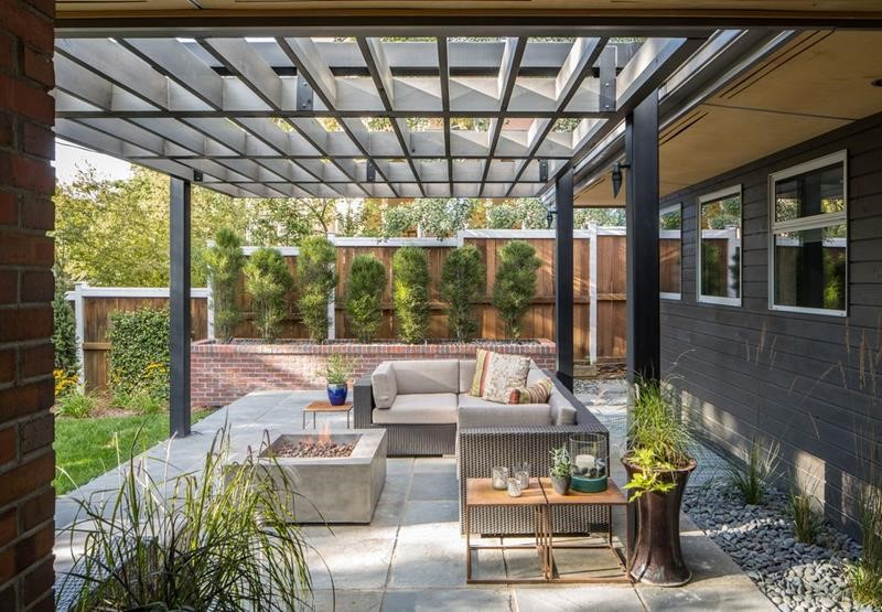 Beauty of Garden and Patio Outdoor