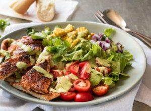 Chicken Salad Avocado Dressing