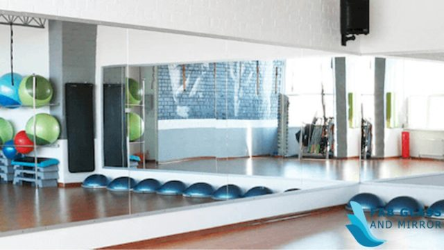 Full Wall Gym Mirrors