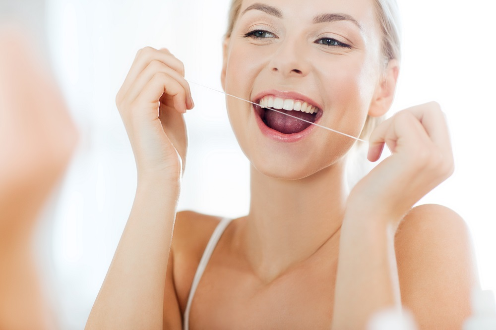 Teeth Cleaning Process