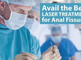 Fissure Laser Treatment