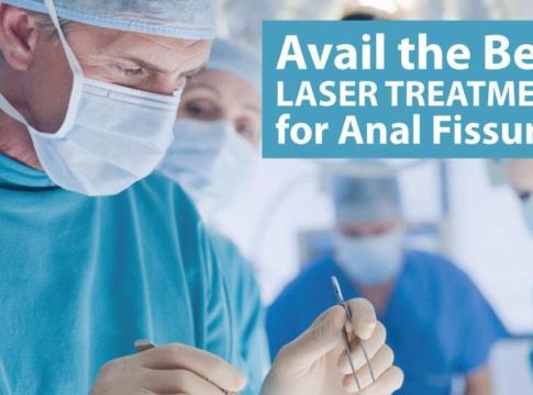 Fissure Laser Treatment