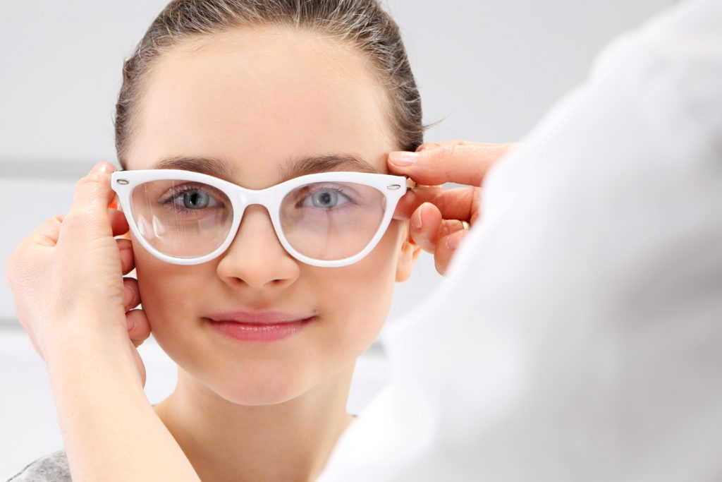 Professional Eye Tests