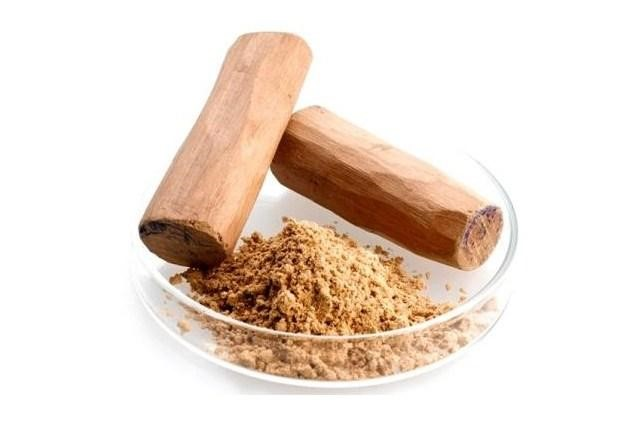 sandalwood for the skin