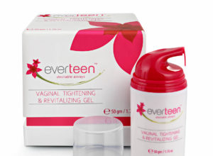 Everteen vaginal tightening gel