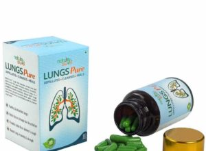 lungs pure capsules