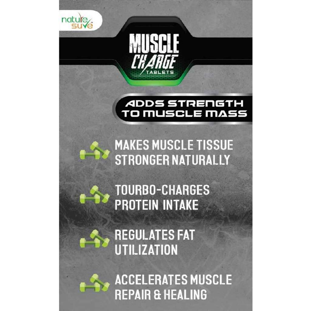 Muscle Charge Tablets