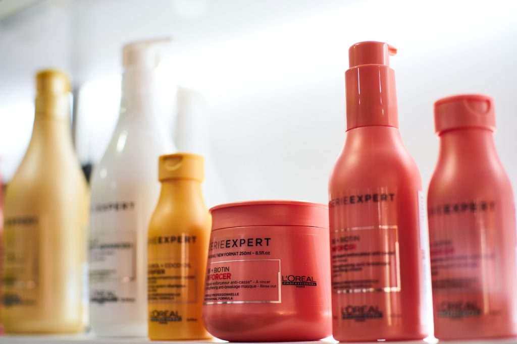 Toxic Commercial Hair Products