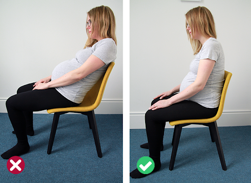 maintain your posture during your activities and sleep