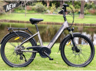 Trekking E-Bikes for Men and Women