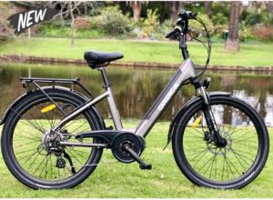 Trekking E-Bikes for Men and Women