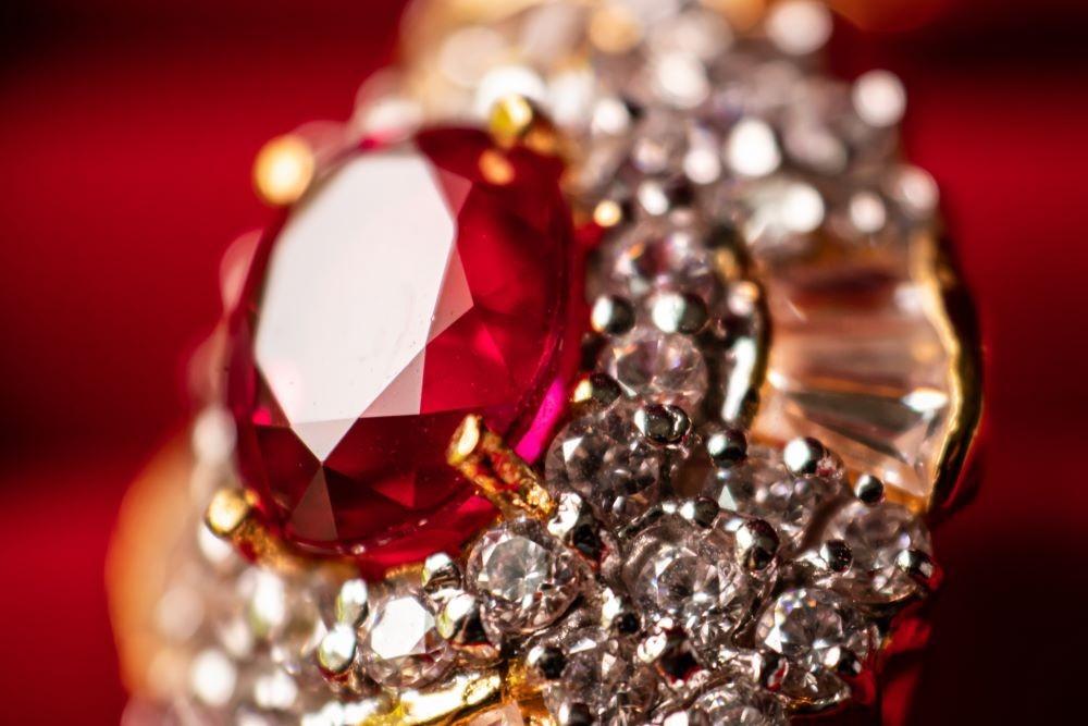 ruby stone