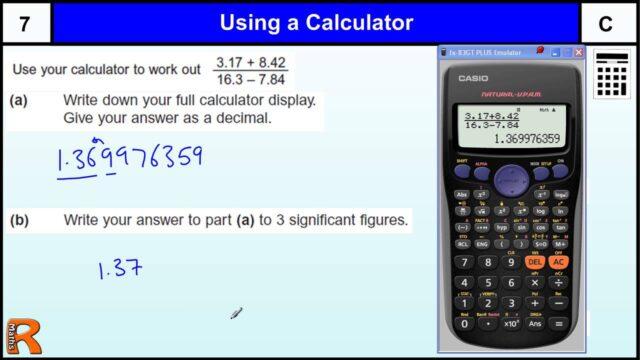 Significant Digits Calculator